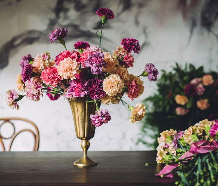 Rethink the Carnation – Modern Flower Love