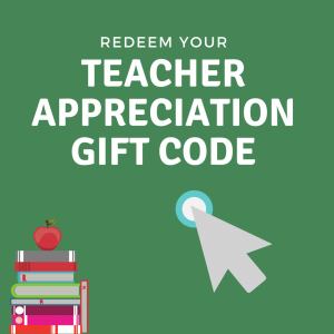 REDEEM Teacher Appreciation Package