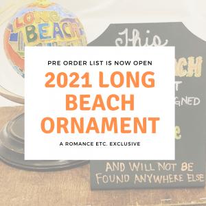 LONG BEACH ORNAMENT